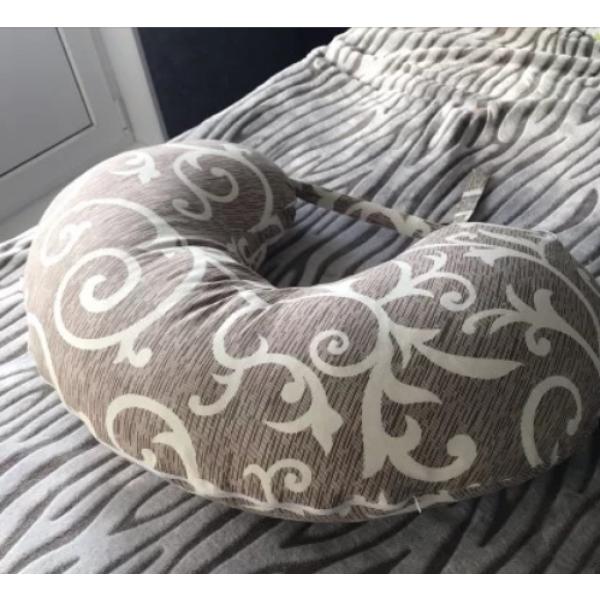 """Подушка для кормления C-mini """"Вензеля"""""""