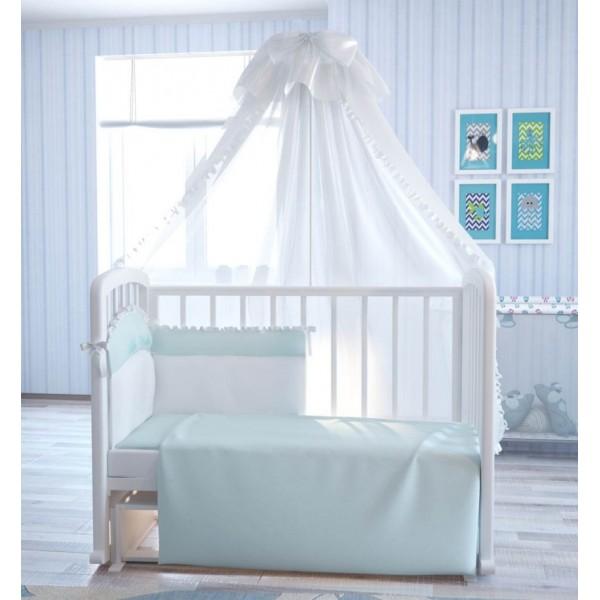 Комплект постели в кроватку