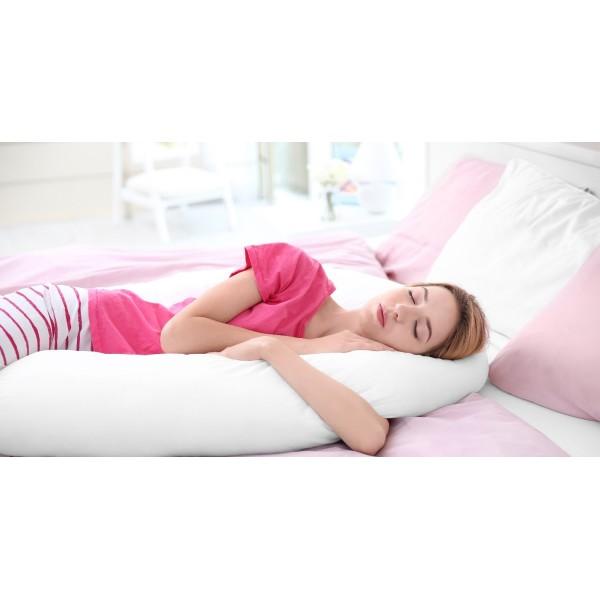 Подушка без наволочки с вариациями стоимости