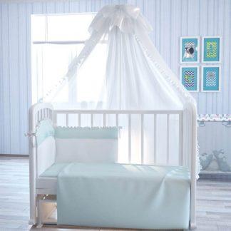 Детская постель в кроватку